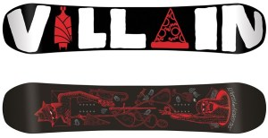 The best snowboard in the market