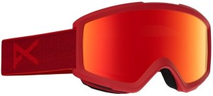 Burton's Anon brand with some great goggles for $100 or less