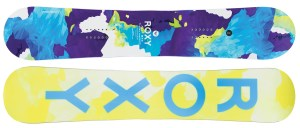 Roxy's best women's snowboard