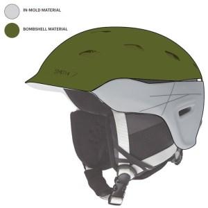 The Vantage helmet has amazing protection