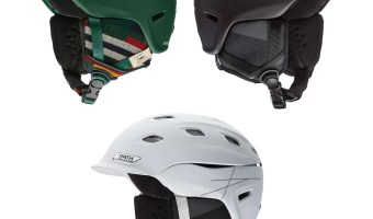 Here's an in-depth review of the Smith Vantage snowboard and ski helmet