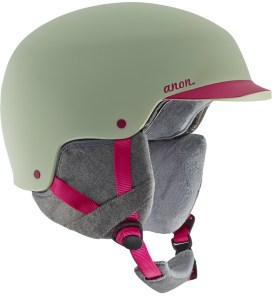 Another one of the best womens snow helmets