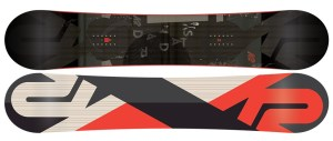 Another choice for the best beginners snowboard