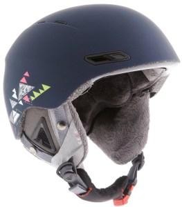 A Roxy model as the last best snow helmet for women