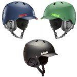 Bern Watts EPS Snowboard Ski Helmet Review