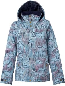 Another top pick as the best women's snow jacket
