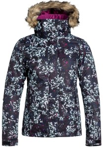 Another one of Roxy's best women's jackets for snowboarding and skiing