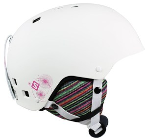 Salomon's highly rated children's helmet