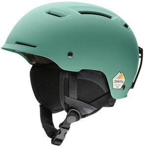 One of our favorite colors of the Smith Pivot Snow Helmet