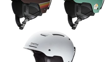 A review of the Smith Pivot snow helmet
