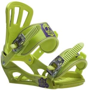 A nice under $100 pair of snowboard bindings