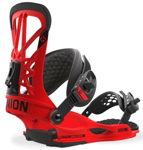 A nice beginners pair of snowboard bindings