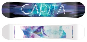 CAPiTA's designs for boards are some of our favorite
