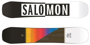 Another Salomon snowboard under five hundred dollars