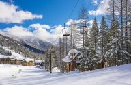 You'll enjoy incredible, TRUE ski-in:ski-out access to Whitefish Mountain Resort [Ponderosa]