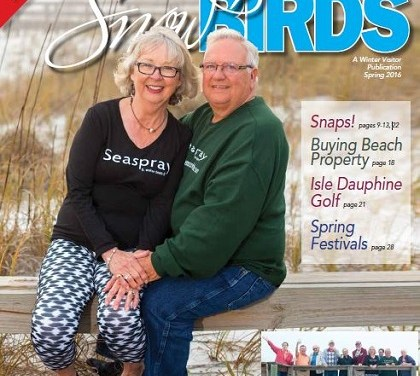 Spring 2016 Magazine Available Now!