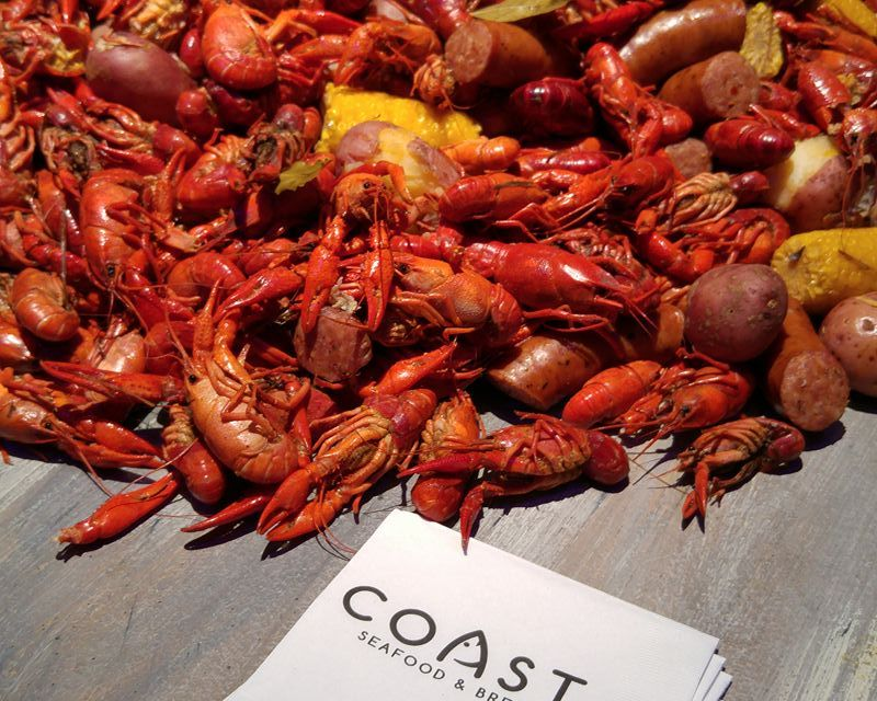 Seafood is in Season Year Round at Beau Rivage Resort & Casino