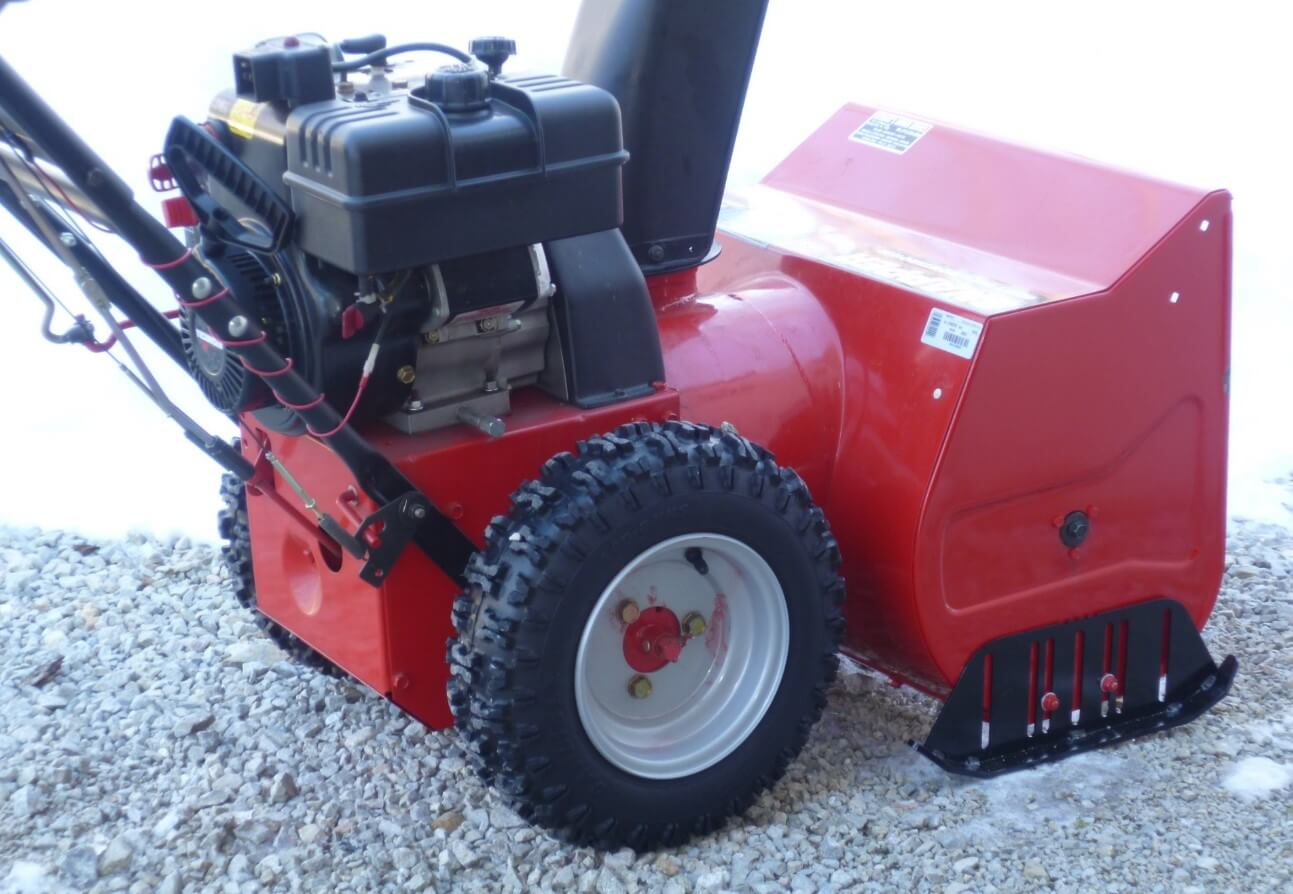 Old Snapper Snow Blowers