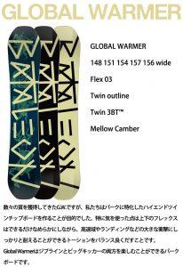 GLOBAL WARMER