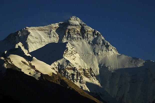 Mount Everest's