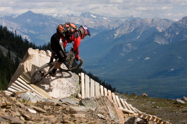 High Alpine, Kicking Horse, BC