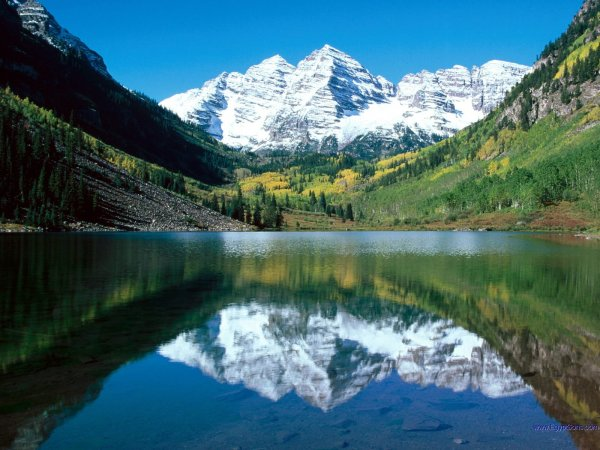 Dead Injured Colorado' Famous Maroon Bells - Snowbrains