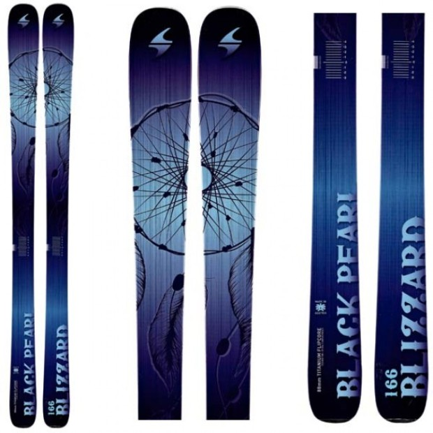 TOP GUN The 6 Award Winning AllMountain Skis of 2015