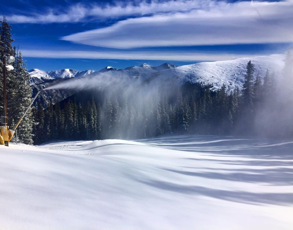 Fresh Snow In Colorado Today 7 Ski Resort Amp 1 Mt Pass Photo Tour SnowBrains