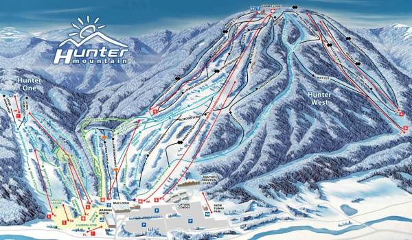 Peak Resorts Buys Hunter Mountain NY for 35 Million