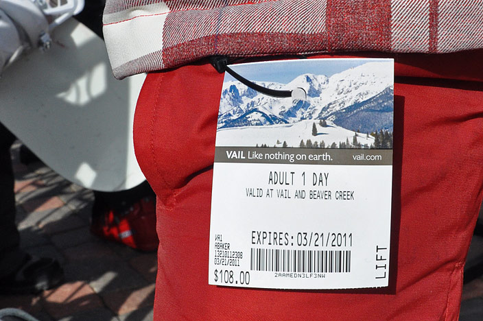 Vail Police Investigates and Warns About Fraudulent Ski Lift Ticket Sale  SnowBrains