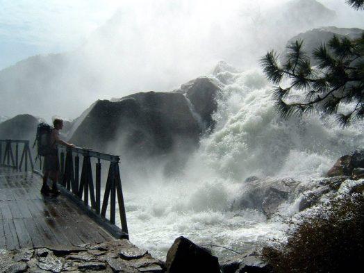 Image result for wapama falls yosemite