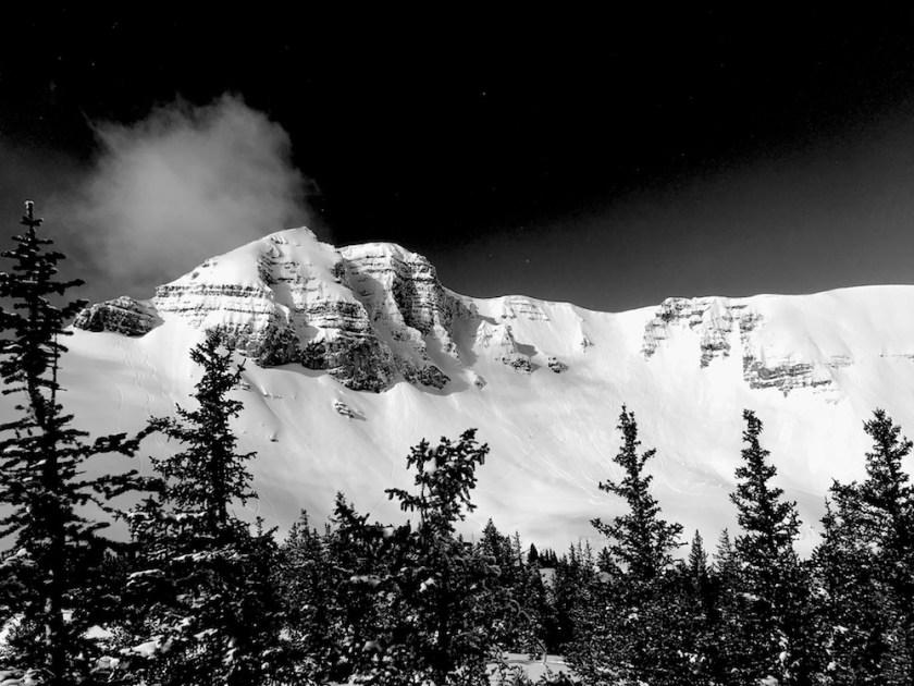 Cody peak, Wyoming, Jackson Hole,