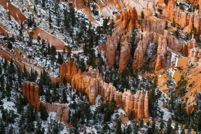 hiker, lost, survives, Utah, Bryce Canyon
