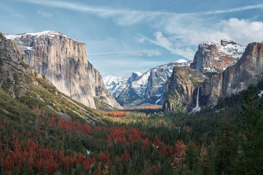 Yosemite, national park, california, el capitan