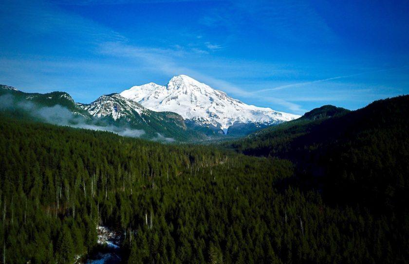 mount rainier, rainier, Washington