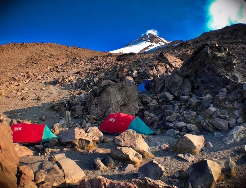 Climbing Mt. Shasta