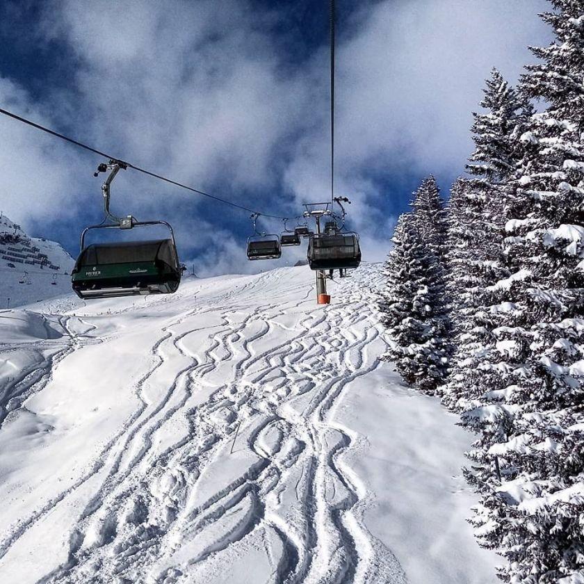 austria, snow, europe