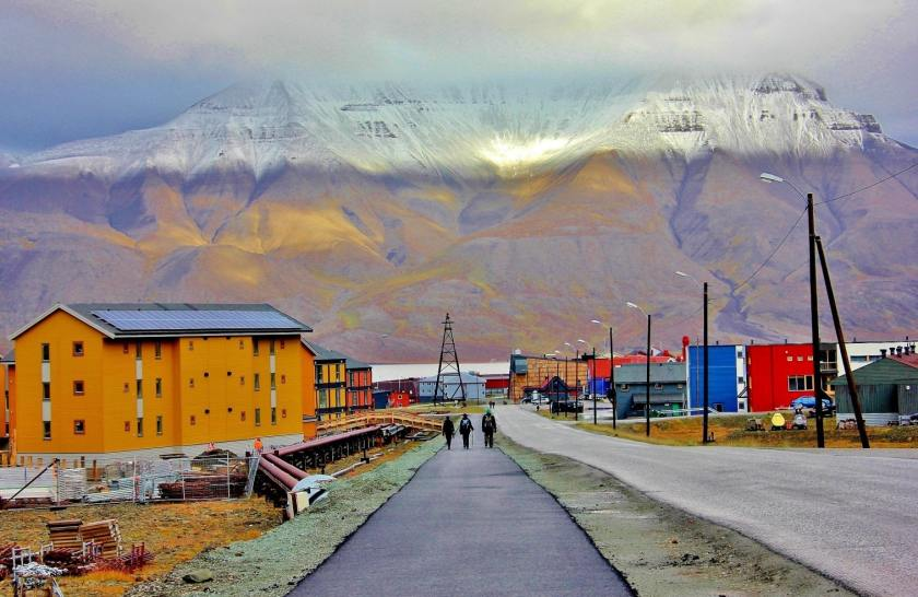 Longyearbyen Downtown