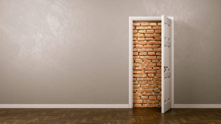 Behind closed doors 1