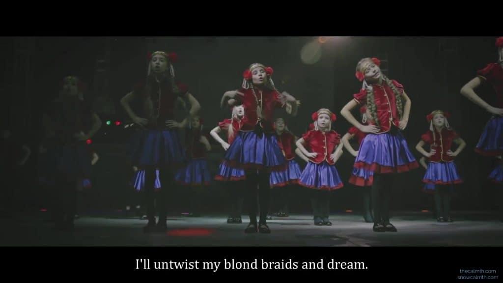 , Индиго – Русские красавицы [English Subtitles – 2019 Revision], SnowCalmth