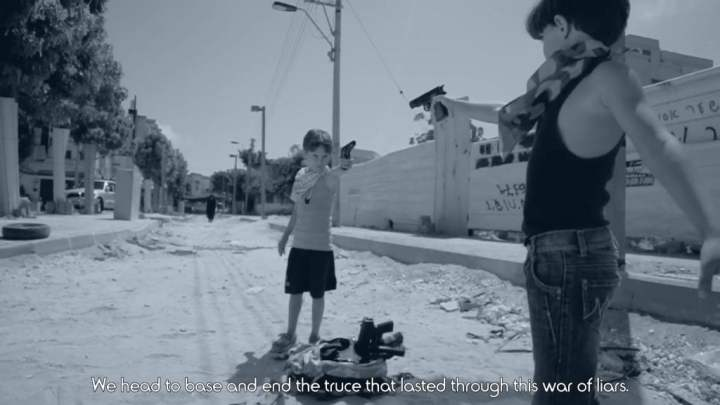 ORPHANED LAND - Let The Truce Be Known [With Subtitles] 1