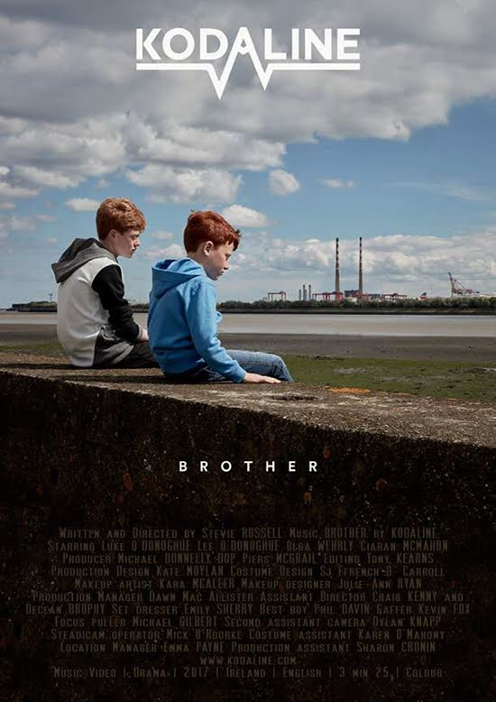 Kodaline - Brother [With Subtitles] 1