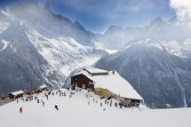 Chamonix Mont Blanc Ski Resort