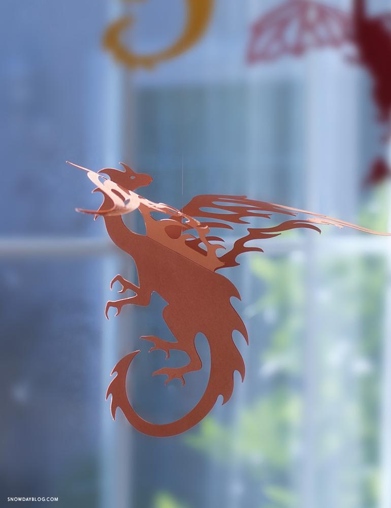 DIY Dragon Last Image