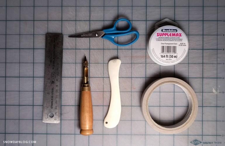 DIY HangBut Materials