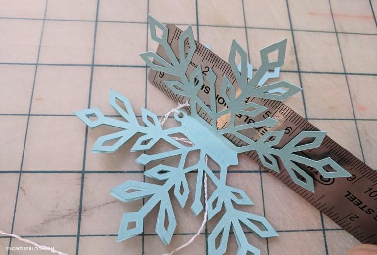 Fold Snowflake