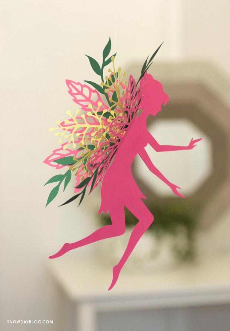 Magenta Fairy 1