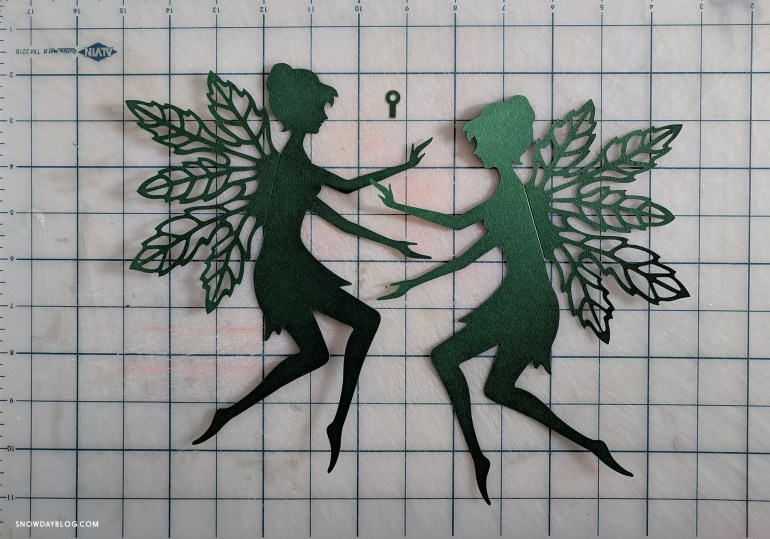 Two cut fairies