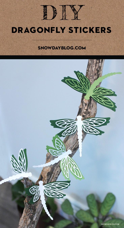 Dragonfly Pinterest WhiteGreens