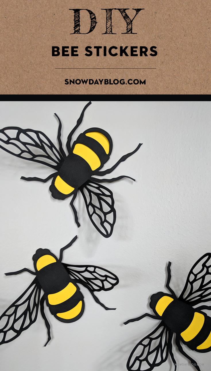 Bees Pinterest Threes
